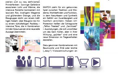 Editorial Design Marketing & Corporate Design Marketing Mix Werbung